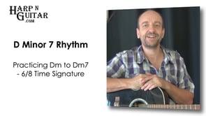 D minor 7 Rhythm