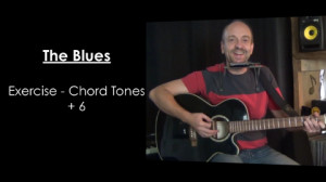 Harmonica and Guitar Chord Tones With Added 6th