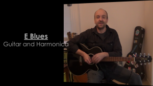 Blues In E