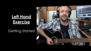 Guitar Exercise - Left Hand Fingering