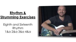 Eighth Sixteenth Rhythm - Chick A Boom