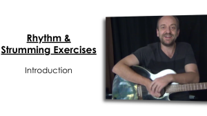 Exercises Overview