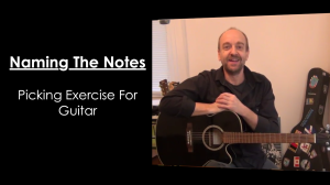 The Chromatic Scale - Learning the Names of the Notes