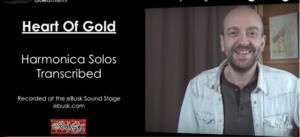 Heart Of Gold Harmonica Riffs