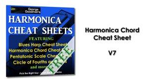 Harmonica Chord V Dominant  7