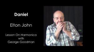 Daniel - Elton Johnm on Harmonica