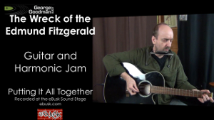Gordon Lightfoot - The Wreck of the Edmund Fitzgerald Jam - D Harp