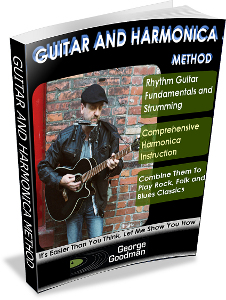 Guitar and Harmonica Method