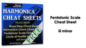 Pentatonic Scale iii Minor
