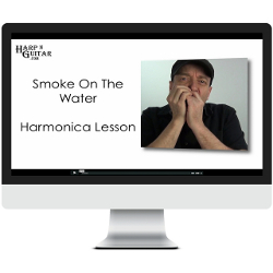 Harp Riffs and Song Lessons - Free Access