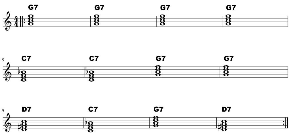 FREE Harmonica Lessons - Blues Harp Cheat Sheet V7 Harmonica