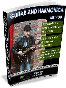 Guitar and Harmonica Method