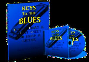 Blues Chart and Cheat Sheet