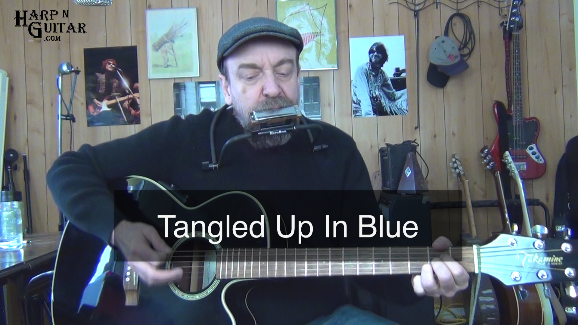 Songs Classic Rock, Blues and Folk song lessons arranged
